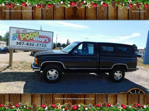 1996 GMC Sierra 1500 for sale in Cheyenne, WY
