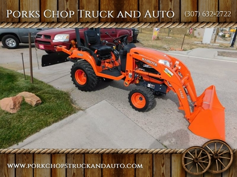2013 Kubota BX2360 for sale in Cheyenne, WY