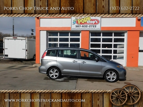 2010 Mazda MAZDA5 for sale at Porks Chop Truck and Auto in Cheyenne WY