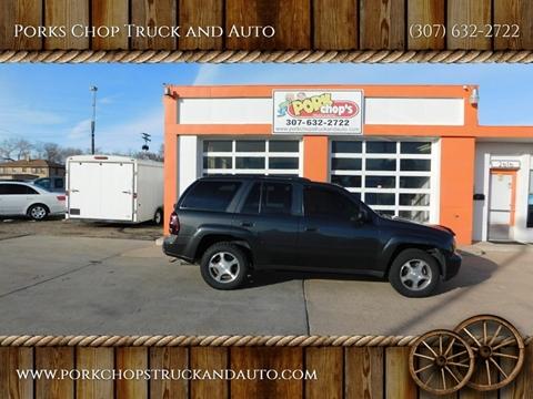2004 Chevrolet TrailBlazer for sale at Porks Chop Truck and Auto in Cheyenne WY