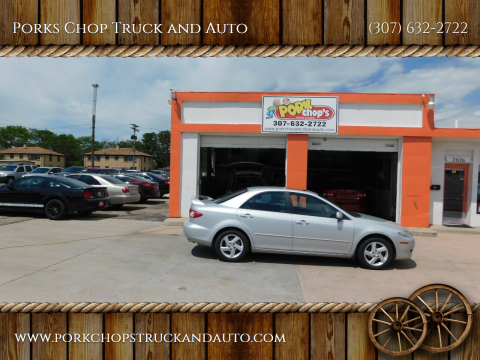2003 Mazda MAZDA6 for sale at Porks Chop Truck and Auto in Cheyenne WY