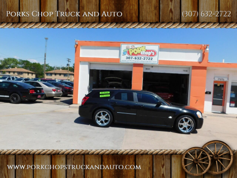 2005 Dodge Magnum for sale at Porks Chop Truck and Auto in Cheyenne WY