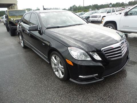 High Quality 2012 Mercedes Benz E Class For Sale In Greenville, SC