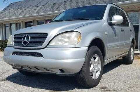 2000 Mercedes-Benz M-Class for sale in Greenville, SC