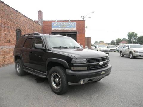 2003 Chevrolet Tahoe for sale in Delmar, DE