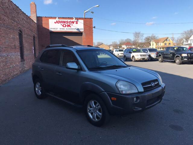2008 Hyundai Tucson Limited V6 In Delmar De Johnson S Ok Used Cars