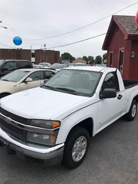 2006 Chevrolet Colorado for sale in Delmar, DE