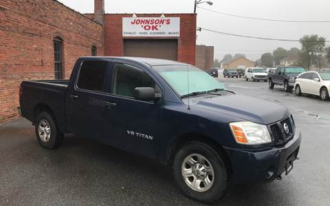 2006 Nissan Titan for sale in Delmar, DE