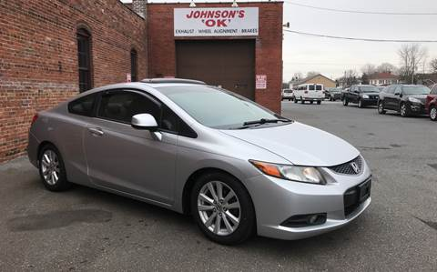 2012 Honda Civic for sale in Delmar, DE