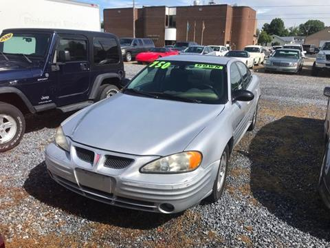 2002 Pontiac Grand Am for sale in Delmar, DE