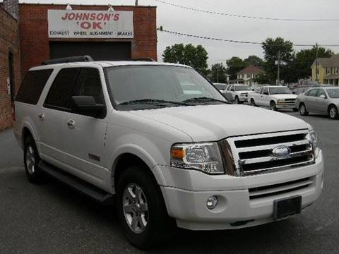 2008 Ford Expedition EL for sale in Delmar, DE