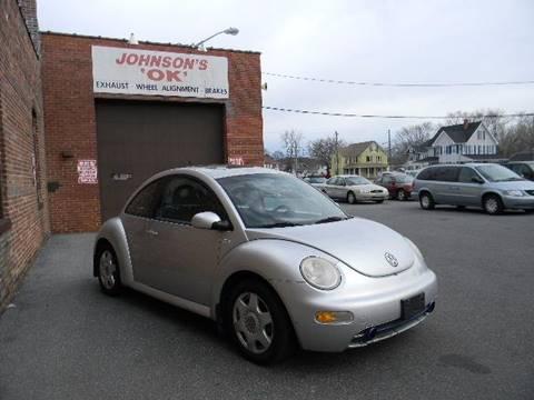 2001 Volkswagen New Beetle for sale in Delmar, DE