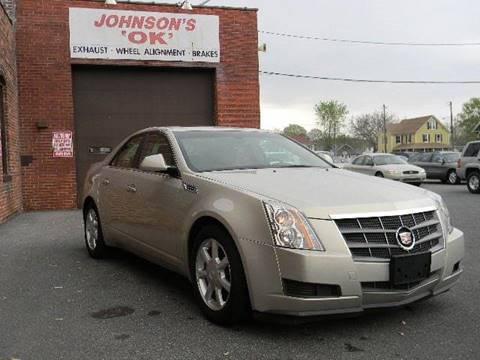 2008 Cadillac CTS for sale in Delmar, DE