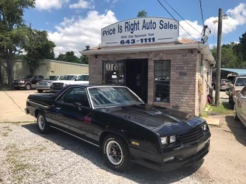 1985 Chevrolet El Camino for sale in Slidell, LA
