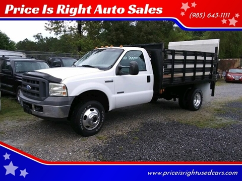 2005 Ford F-350 Super Duty for sale in Slidell, LA