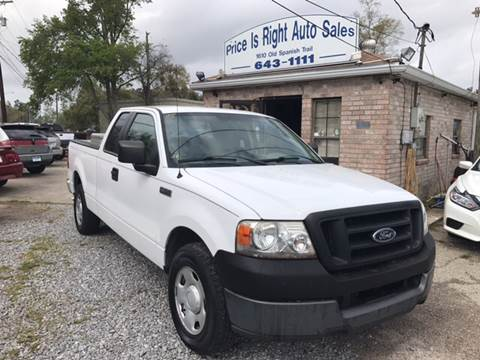 2005 Ford F-150 for sale in Slidell, LA