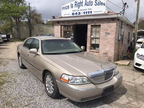 2006 Lincoln Town Car for sale in Slidell, LA