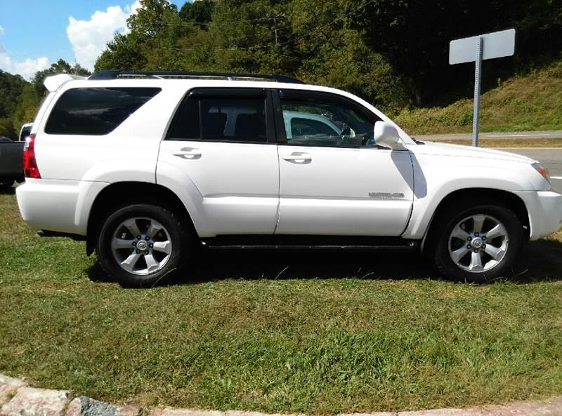 2006 Toyota 4Runner for sale at T & P Auto Sales in Abingdon VA