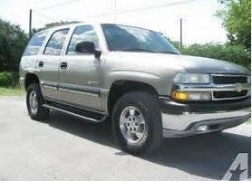 2003 Chevrolet Tahoe for sale in Abingdon VA
