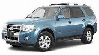 2012 Ford Escape for sale at T & P Auto Sales in Abingdon VA