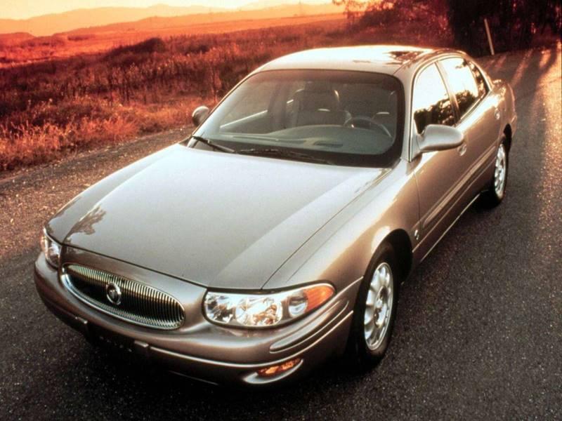 2000 Buick LeSabre for sale at T & P Auto Sales in Abingdon VA