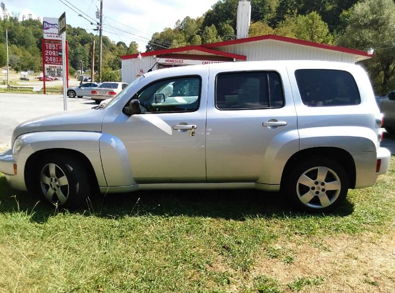2011 Chevrolet HHR for sale at T & P Auto Sales in Abingdon VA