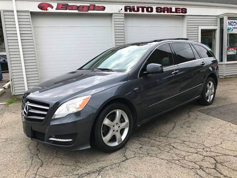 2012 Mercedes-Benz R-Class for sale in Weymouth, MA