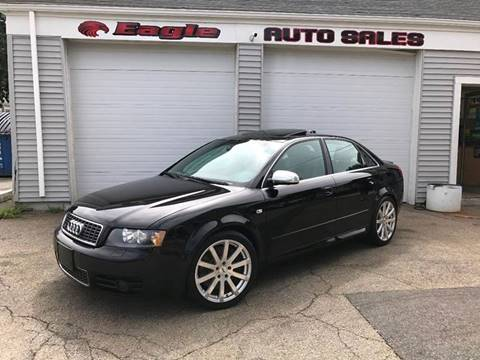 2004 Audi S4 for sale in Weymouth, MA