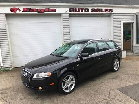 2007 Audi A4 for sale in Weymouth, MA