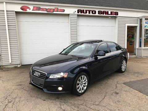 2009 Audi A4 for sale in Weymouth, MA