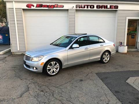 2008 Mercedes-Benz C-Class for sale in Weymouth, MA