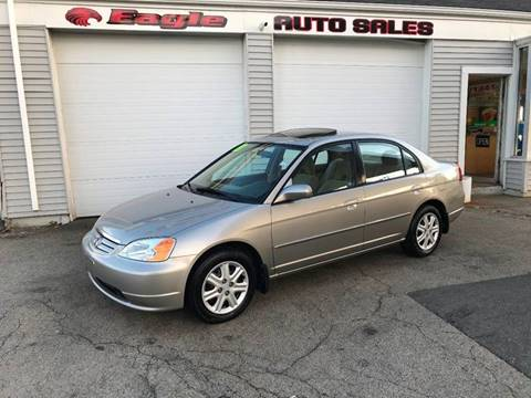 2003 Honda Civic for sale in Weymouth, MA