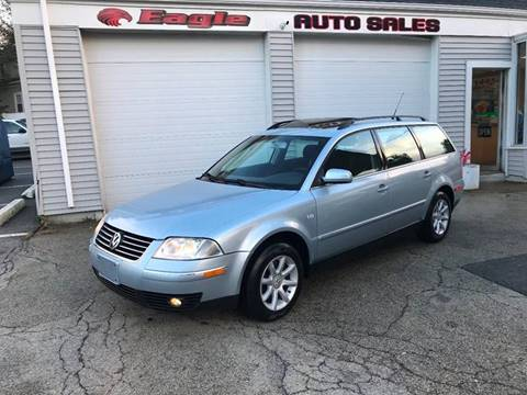 2004 Volkswagen Passat for sale in Weymouth, MA