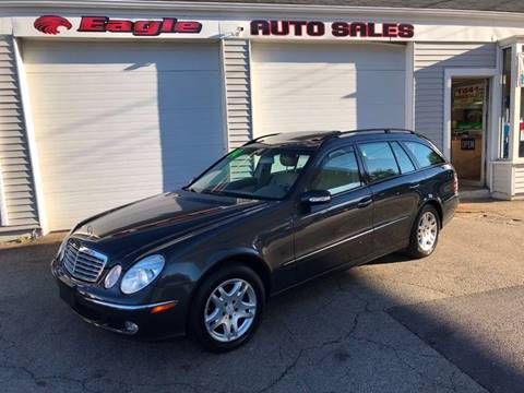2004 Mercedes-Benz E-Class for sale in Weymouth, MA