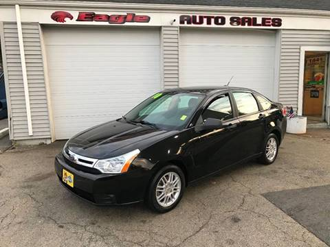 2010 Ford Focus for sale in Weymouth, MA