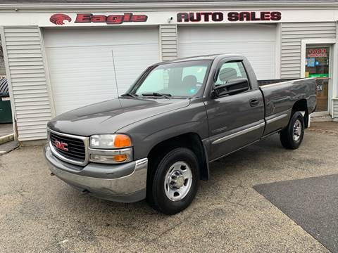 2000 GMC Sierra 2500 for sale in Weymouth, MA
