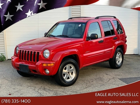 2004 Jeep Liberty for sale in Weymouth, MA