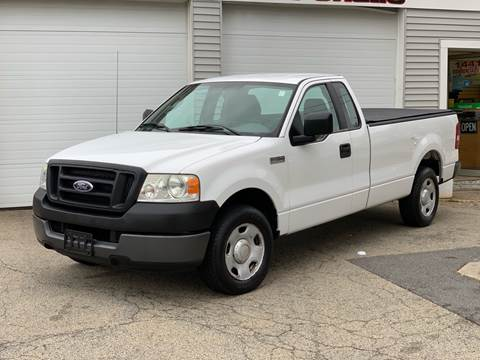 2005 Ford F-150 for sale in Weymouth, MA