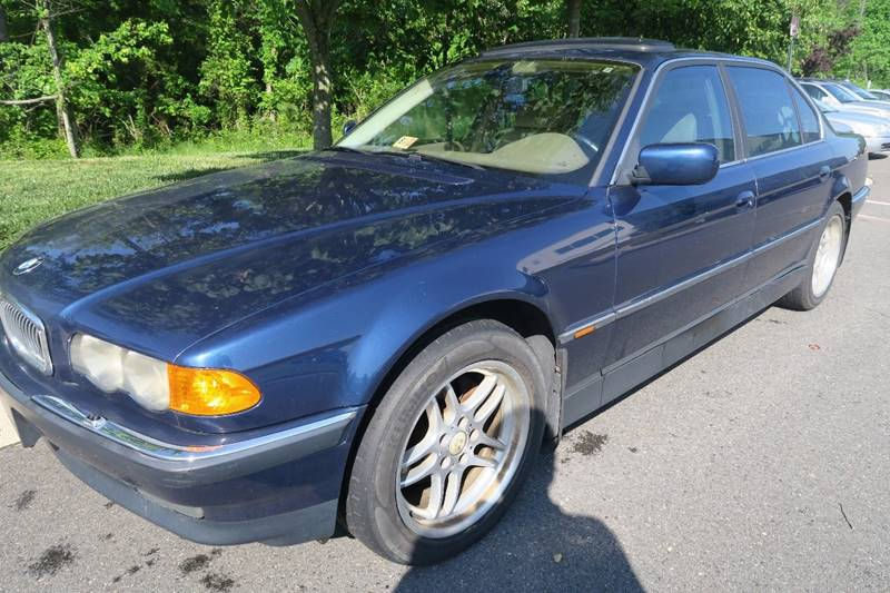 2000 BMW 7 Series 740iL In Chantilly VA - BVM GROUP INC