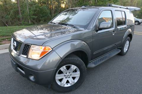 2006 Nissan Pathfinder for sale in Chantilly, VA