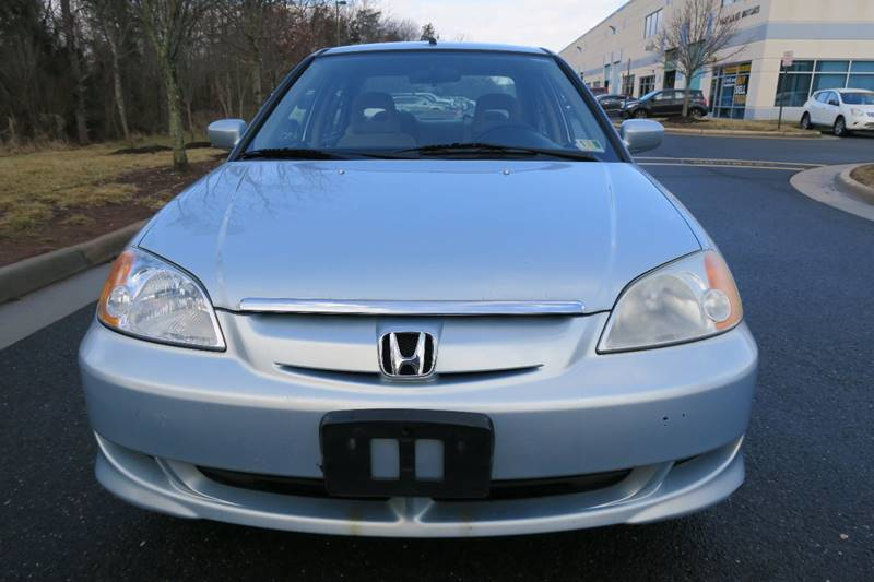 2003 Honda Civic For Sale At BVM GROUP INC In Chantilly VA