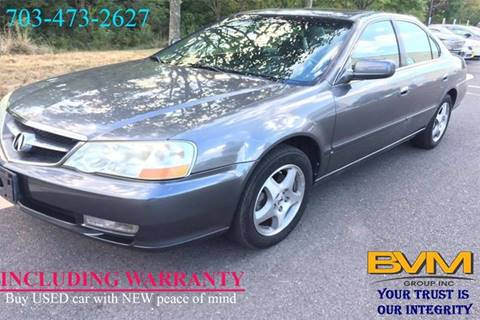 2003 Acura TL for sale in Chantilly, VA