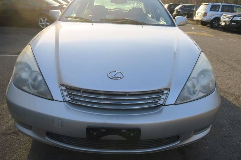 2003 Lexus ES 300 For Sale At BVM GROUP INC In Chantilly VA