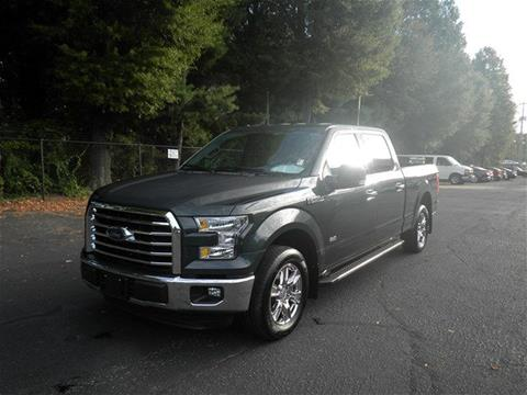 2015 Ford F-150 for sale in Winston-Salem, NC