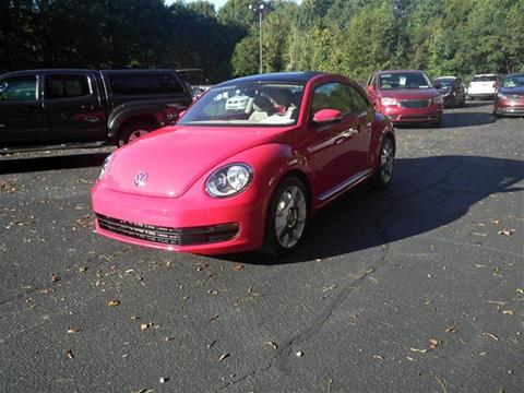 2016 Volkswagen Beetle for sale in Winston-Salem, NC