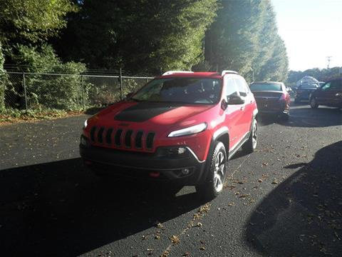 2017 Jeep Cherokee for sale in Winston-Salem, NC