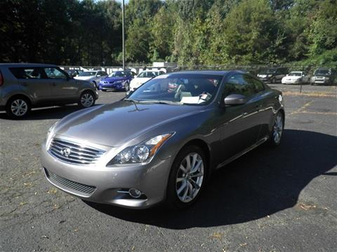 2013 Infiniti G37 Coupe for sale in Winston-Salem, NC