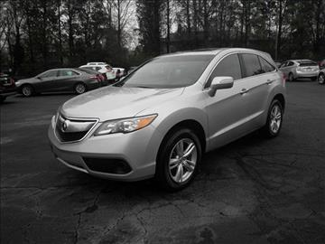 2013 Acura RDX for sale in Winston-Salem, NC