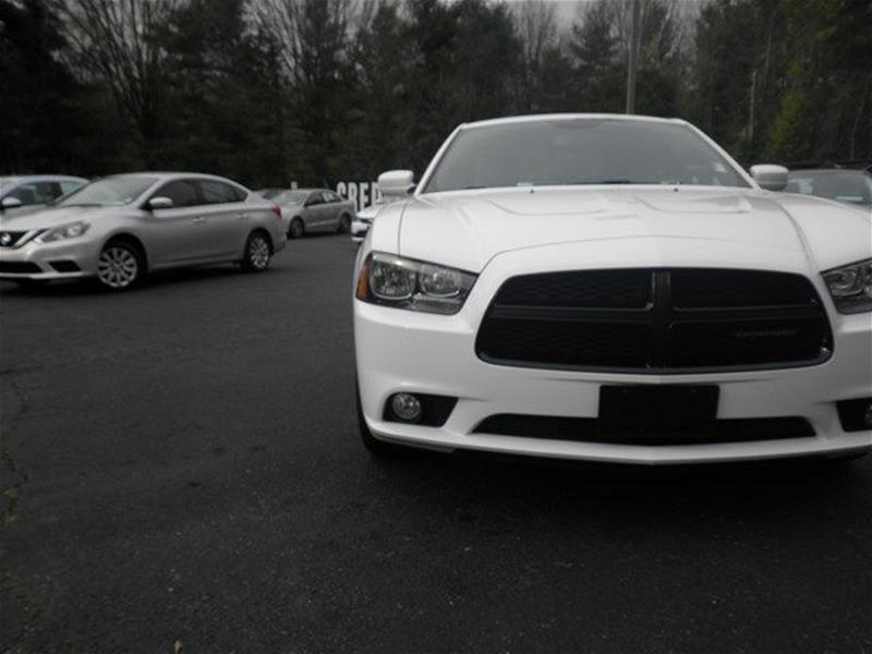 2014 Dodge Charger Awd Sxt 4dr Sedan In Winston Salem Nc Cuabs Of