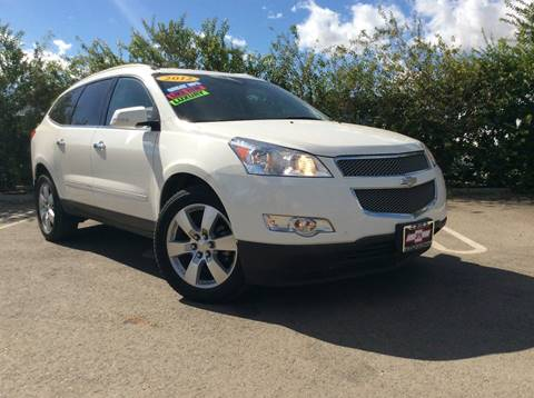 2012 Chevrolet Traverse for sale in Tranquillity, CA